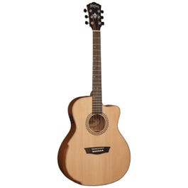 Image for Comfort Series WCG15SCE Acoustic Electric Guitar from SamAsh