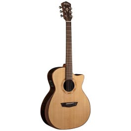 Image for Comfort Series WCG20SCE Acoustic Electric Guitar from SamAsh