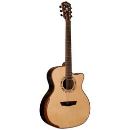 Image for Comfort WCG25SCE Grand Auditorium Acoustic-Electric Guitar from Sam Ash