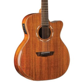 Image for Comfort G55CE Koa Acoustic-Electric Guitar from SamAsh