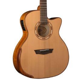 Image for Comfort G66SCE Grand Auditorium Acoustic-Electric from SamAsh