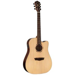 Image for Woodline Dreadnought WLD20SCE Acoustic Electric Guitar from SamAsh