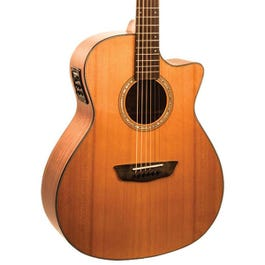 Image for Woodline G110SWCE Acoustic-Electric Guitar from SamAsh
