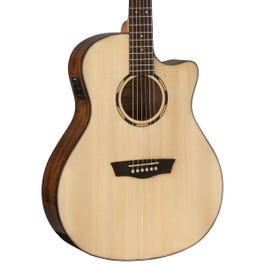Image for Woodline Orchestra WLO10SCE Acoustic Electric Guitar from SamAsh