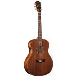 Image for Woodline Mahogany Orchestra WLO12SE Acoustic Electric Guitar from SamAsh