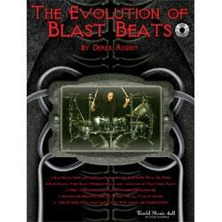Image for The Evolution of Blast Beats (Book and CD) from SamAsh