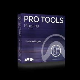Image for Audio Plug-In Tier 1 (Digital Download) from SamAsh