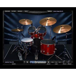 Image for Pro Drummer 2 (Digital Download) from SamAsh