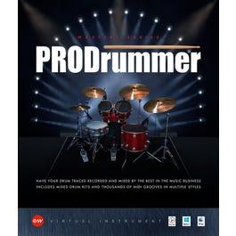 Image for Pro Drummer 1 (Digital Download) from SamAsh