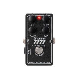 Xotic Bass BB-Preamp Distortion/Boost Bass Effects Pedal