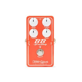 Image for BB Preamp V1.5 Boost/Overdrive Guitar Effects Pedal from SamAsh