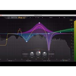 Image for Pro Q 3 Equalizer Plug-In (Digital Download) from SamAsh
