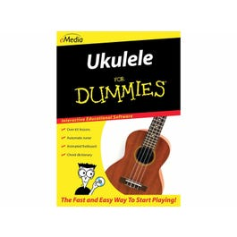 Image for Ukulele For Dummies (Digital Download PC/Windowns Only) from SamAsh