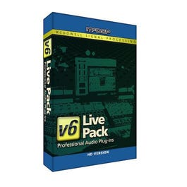 Image for Live Pack HD v6 Virtual Effects Bundle (Digital Download) from SamAsh