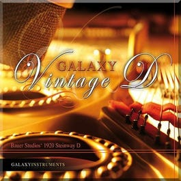 Image for Galaxy Vintage D Virtual Instrument (Digital Download) from SamAsh