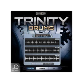 Image for Trinity Drums (Digital Download) from SamAsh