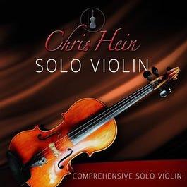 Image for Chris Hein Solo Violin Virtual Instrument (Digital Dwonload) from SamAsh