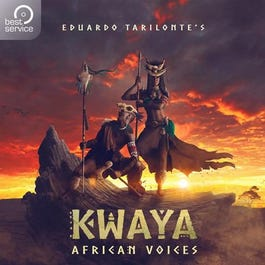 Image for Kwaya - African Voices (Digital Download) from SamAsh