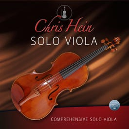Image for Chris Hein Solo Violia Virtual Instrument (Digital Download) from SamAsh