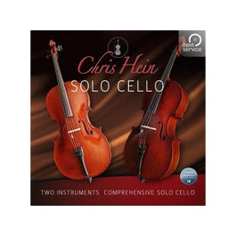 Image for Chris Hein Solo Cello (Digital Downlaod) from SamAsh