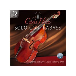 Image for Chris Hein Solo Contra Bass (Digital Download) from SamAsh
