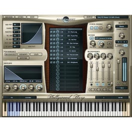 Image for Hollywood Harp Gold Edition Virtual Instrument (Digital Download) from SamAsh