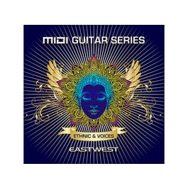 Image for MIDI Guitar Series Vol 2: Ethnic and Voices from SamAsh