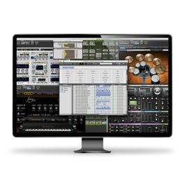Image for Pro Tools Perpetual License (Digital Download) from SamAsh