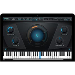 Image for Auto-Tune Pro Plug-in (Digtal Download) from SamAsh
