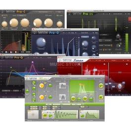 Image for Mixing Bundle Virtual Effects (Digital Download) from SamAsh