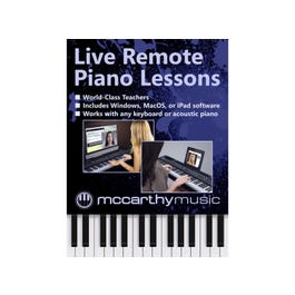 Image for Live Online Piano Lessons from SamAsh