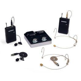Samson XPD2m Presentation Dual Wireless Microphone System