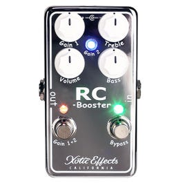 Image for RC Booster V2 Effects Pedal from SamAsh