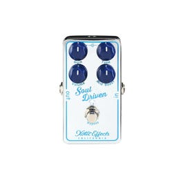 Xotic Soul Driven Boost/Overdrive Guitar Effects Pedal