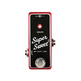 Image for Super Sweet Booster Guitar Effects Pedal from SamAsh