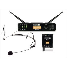 Image for XD-V75HS Digital Wireless Headset Microphone System (Black) from SamAsh