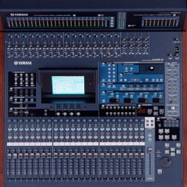 Image for 02R6VCM 24 Channel Digital Mixer from SamAsh