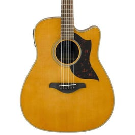 Image for A1M Acoustic-Electric Guitar (Vintage Natural) (Restock) from Sam Ash