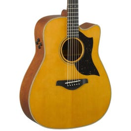 Image for A5M ARE Acoustic-Electric Guitar (Vintage Natural) from SamAsh