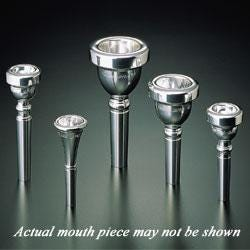 Image for YAC SL45A small shank Trombone mouthpiece from SamAsh