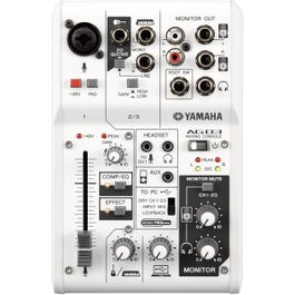 Image for AG Mixer / USB Audio Interface from SamAsh