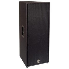 """Image for C215V Dual 15"""" 2 Way Passive PA Cabinet from SamAsh"""