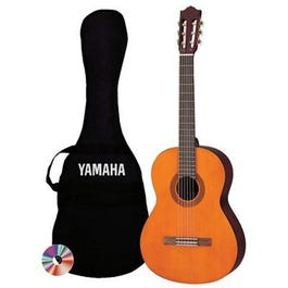 Image for C40 PKG Acoustic Nylon String Classical Guitar Package from SamAsh