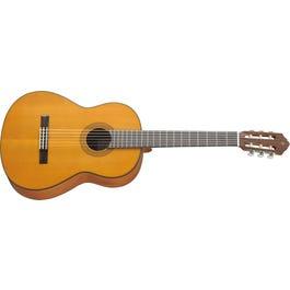 Yamaha CG122MSH Solid Cedar Top Classical Guitar