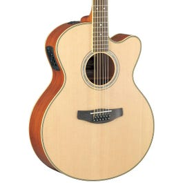 Image for CPX700II-12 String Acoustic Electric Guitar from SamAsh