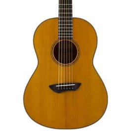 Image for CSF3M All-Solid Parlor Acoustic-Electric Guitar from SamAsh