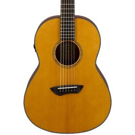 Image for CSF-TA Parlor Acoustic-Electric Guitar from SamAsh
