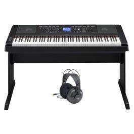 Image for DGX-660 Digital Piano from SamAsh