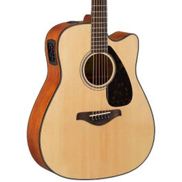 Image for FGX800C Acoustic Electric Guitar from SamAsh