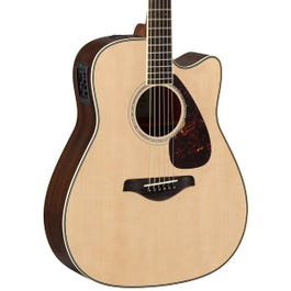 Image for FGX830C Acoustic Electric Guitar from SamAsh
